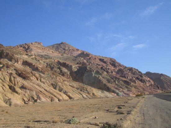 山と大地 土の五行のイメージ映像