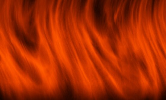 炎ー火の五行のイメージ画像